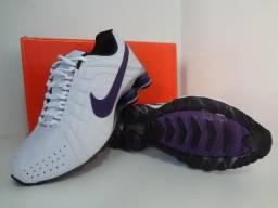 Nike Shox -4- Molas Flexíveis -Tamanho 37 -Aceito- cartões