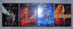 Coleçao completa em DVDs A Experiencia