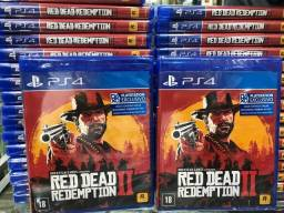 Red Dead - Redemption 2 - PS4