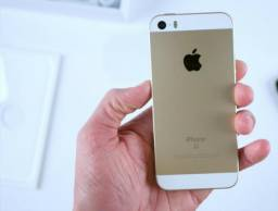 IPhone SE 64 gigas Gold Dourado