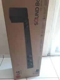 Sound bar LG novo na caixa R$650.00