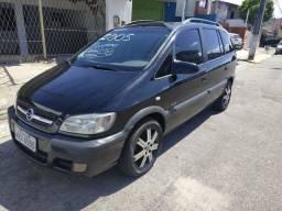 Zafira repasse c/GNV - 2005