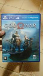Vendo god of war novo 130