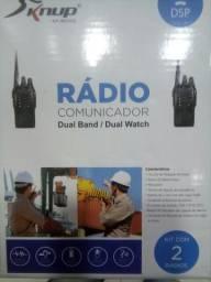 $145 HT /2 rádio de comunicação!