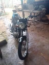 Vendo moto yamaha YBR - 2007