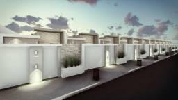 Casa plana no Eusébio com fino acabamento