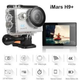 IMars H9+ Auto Record Car DVR 170 Degree Lens 2 Inch 4K Action Camera With Remote