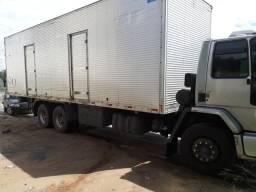 Ford cargo 2428 /2010 com ar condicionado - 2010