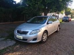 Toyota Corolla XLI 1.8 16V Automático - Prata - 2011