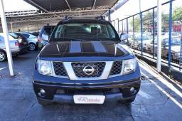 NISSAN FRONTIER 2.5 SE ATTACK 4X2 CD TURBO ELETRONIC - 2012