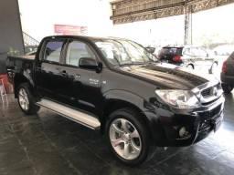 Toyota Hilux SR 4X2 2.7 16V Cabine Dupla 4P Gasolina - 2009