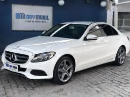 Mercedes-Benz C180 Exclusive - 2018 - Apenas 12.000KM - 2018