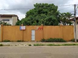 Terreno murado na rua alagoas