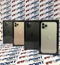 Iphone 11 Pro Max 64GB Dourado Apple - Lacrado - aceito seu iphone usado como entrada