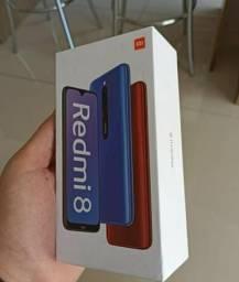 Celular Xiaomi Redmi 8 64 GB ( novo )