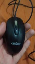 Mouse óptico para computador ou notebook