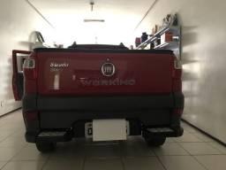 Fiat Strada CS - 2017