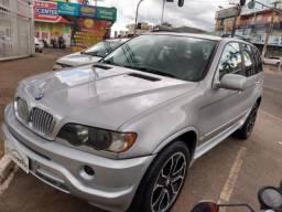 BMW X5 4.4 4P   - 2002