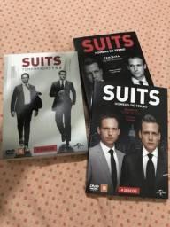 DVDs suits Impecáveis
