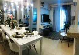Residencial Itália aptos 2 quartos prox. a Cidade da Moda - Use seu FGTS na entrada