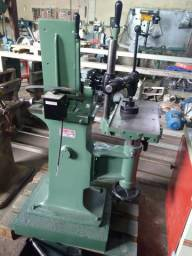Furadeira Horizontal Lanfred usada e revisada, máquina para marcenaria / madeireira
