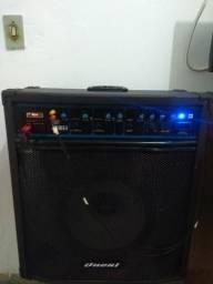 Caixa amplificadora top
