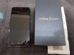 Asus Zenfone 3 Zoom s 64Gb 4Gb RAM tela Amoled bateria 5000mAh 3 dia de uso
