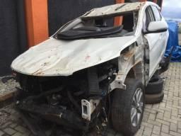 Sucata Hyundai Santa Fe 3.3 2014