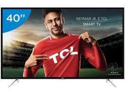 Smart tv tcl 40 polegada por apenas 1399 a vista entrega grátis