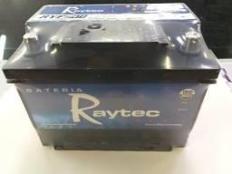 Bateria Raytec 60A . Nova Original. Nota fiscal 1 ano garantia