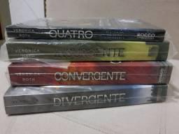 Trilogia Divergente + Quatro