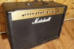 Amplificador de guitarra Marshal Mg 250 dfx