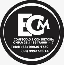 Empresa CM confecção e consultoria. 75 RÉAIS no dinheiro