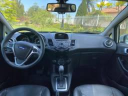 Ford Fiesta tittanium 1.6 automático 2014