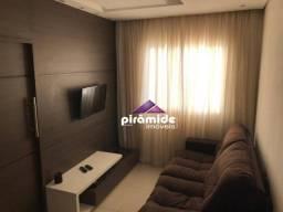 Apartamento com 2 dormitórios à venda, 48 m² por R$ 205.000,00 - Jardim Ismênia - São José
