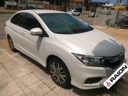 Honda City Ex 2019 c/15.000km Falar c/Rose - Raion Mitsubishi