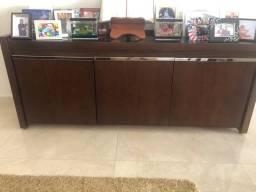 Balcão de sala de Jantar - fino acabamento