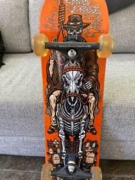 Skate Profissional Montado