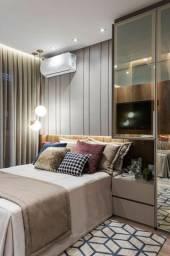 Apartamento de 69m², 3 quartos e 1 suíte, Lazer Completo Brás