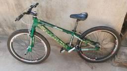 Bicicleta aro 26 de aluminio  kit macha shimano 3 velocidades