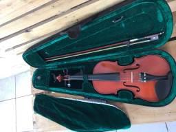Violino Michael 4/4 semi novo
