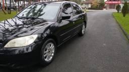 Honda Civic Lxl 1.7 2006 Automático