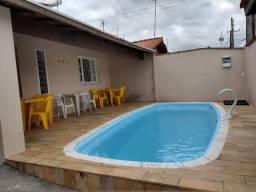 Casa - 3 Q - piscina -  Caragua
