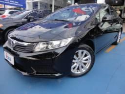 Civic 1.8 Lxs 16v Flex 4p Automatico 2014