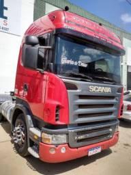 Scania Highline Modelo R420 | Ano 2009 Completa