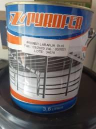 Liquida zarcao laranja 3,6 na Cuiabá tintas  ...