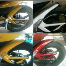 Carenagem de moto esportivas (fibra de vidro)