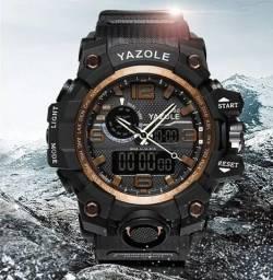 Relógio Modelo Militar - Produto Novo e Funcional