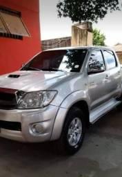Vendo Toyota Hilux 2010/2010 SRV top de linha - 2010