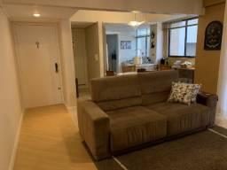 Apartamento para venda possui 75m² com 2 quartos